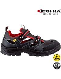 Cofra S1 P Asgard 13050-000 BGR191, Zapatos de Seguridad Guttorm , Sandalias de Verano