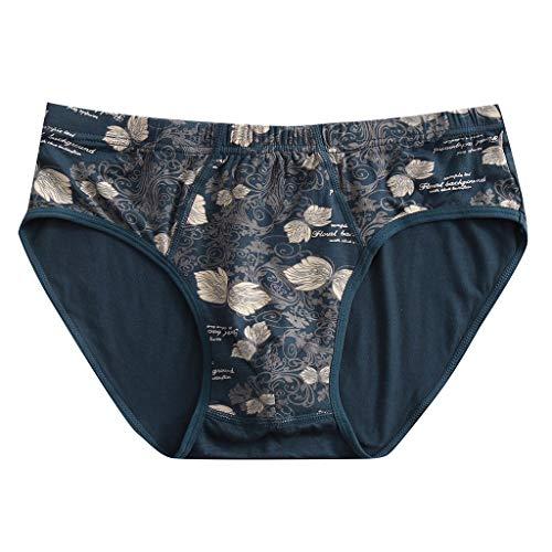 WORMENG Sexy Herren gedruckte Farbunterwäsche Weiche atmungsaktive Unterhosen Kurze sexy Unterhosen,Boxershorts,Retroshorts - 72 24 Teppich Läufer