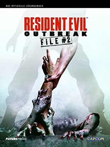 Resident Evil Outbreak File#2 (Lösungsbuch) (Kostüm 2 Resident Evil)