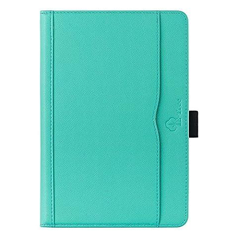E-Tree iPad 2/3/4 Hülle PU Leder Case Smart Cover Schutztasche