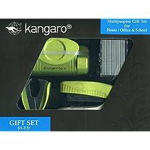 quitagrapas y taladro Kangaro Trendy 10//Z4 grapas Kit de grapadora