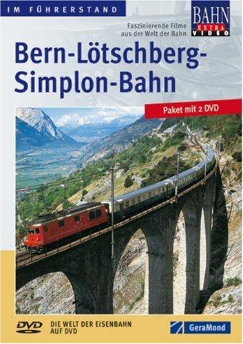 Preisvergleich Produktbild Bern-Lötschberg-Simplon-Bahn [2 DVDs]