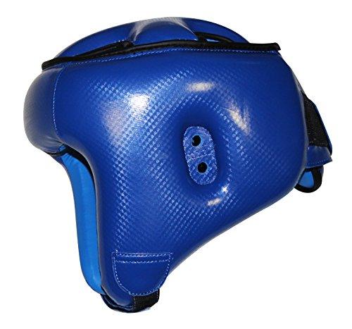 Boxen Kopfschutz, MMA Muay Thai Kickboxen blau
