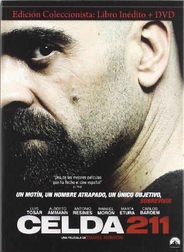 Celda 211 (E.libro) [DVD]