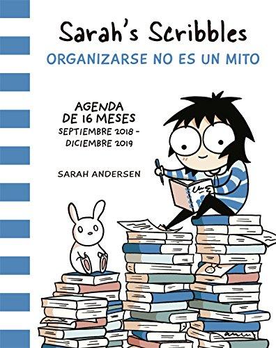 Sarah's Scribbles: Agenda 2019: Organizarse no es un mito