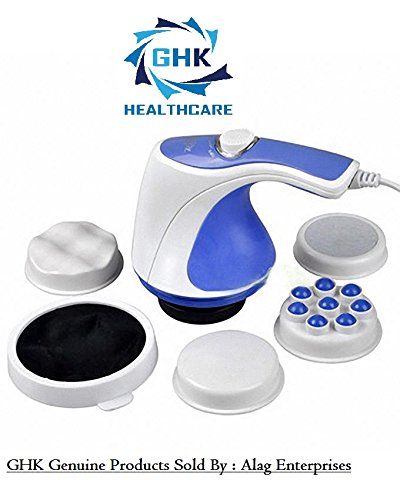 GHK H23 Relax & Spin Tone Handheld Body Massager