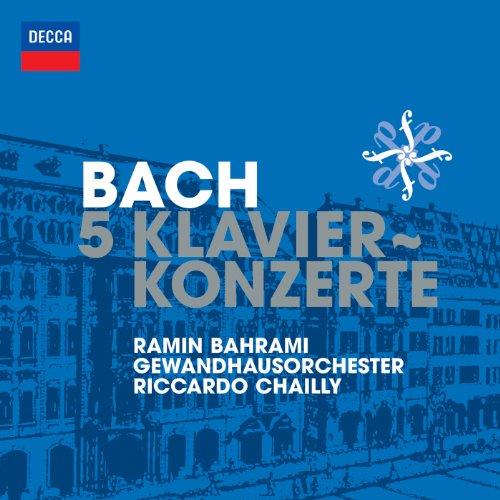 J.S. Bach: Piano Concerto No.2 in E, Bwv 1053 - 1. Allegro