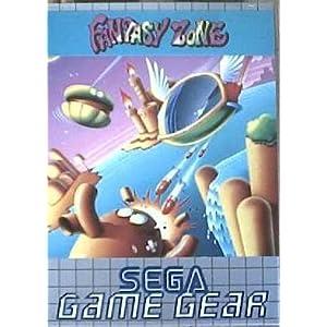 Game Gear – Fantasy Zone (Modul) (gebraucht)