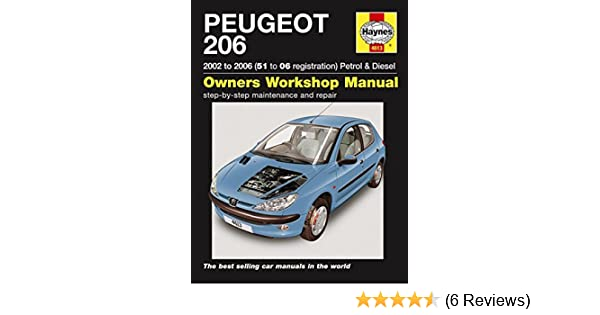 haynes 4613 car maintenance service repair manual amazon co uk car rh amazon co uk Peugeot 207 Peugeot 106