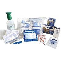 Rot-Kreuz-Koffer-Nachfüllpack, Nachfüllset für Verbandskasten, Erste-Hilfe-Nachfüllpackung, DIN 13157 preisvergleich bei billige-tabletten.eu