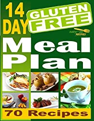 Easy-As Recipes: 14 Day Gluten-Free Meal Plan For Breakfast, Lunch, Dinner. (Easy-As Gluten Free Recipes Book 6) (English Edition)
