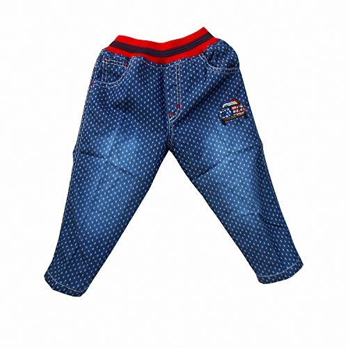 NammaBaby Full Length Denim Jeans For Kids (2-3 years)  available at amazon for Rs.499