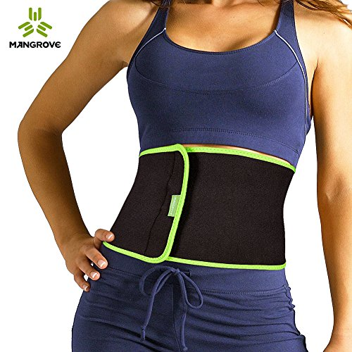 Bauchweggürtel /Fitnessgürtel, verstellbar, Taille, Lendenwirbelstütze, beschleunigt Gewichtsverlust, für Herren und Damen  (Verbesserung Der Gewichtsverlust)