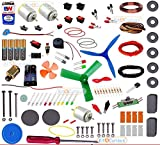 Kit4Curious NASA Tech Super Kit 100 items in a kit – Science