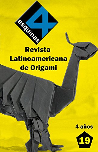 "Descargar ebooks for ipad 2 gratis Revista Latinoamericana de Origami ""4 Esquinas"" No. 19 B01CUKW47E iBook"