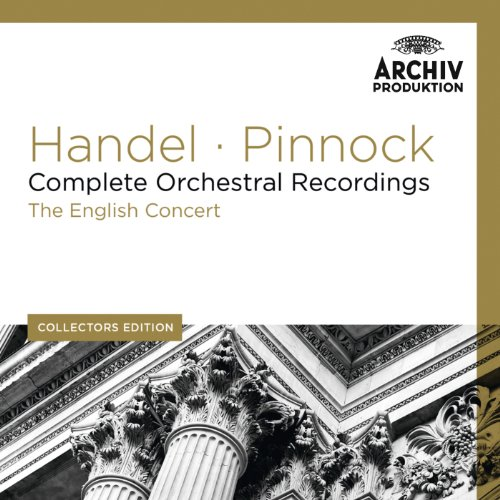 Handel: Complete Orchestral Re...