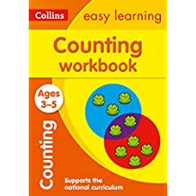Counting Workbook Ages 3-5: Collins Easy Learning (Collins Easy Learning Preschool)
