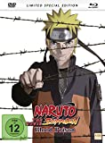 Naruto Shippuden - The Movie 5: Blood Prison - Mediabook (+ DVD) [Blu-ray]