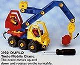 LEGO Duplo TOOLO 2930Crane di escavatore di 1992