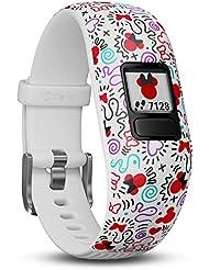 Garmin vívofit jr. 2, wasserdichte Action Watch für Kinder – im magischen Disney Design mit Abenteuer-App, Uhrfunktionen, Schrittzähler und Batterielaufzeit von bis zu 1 Jahr