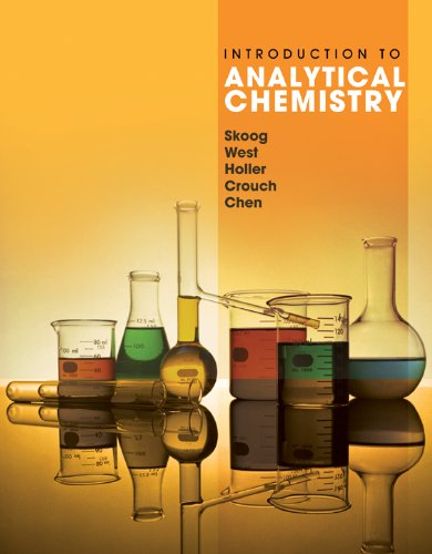 Introduction To Analytical Chemistry(Chinese Edition)