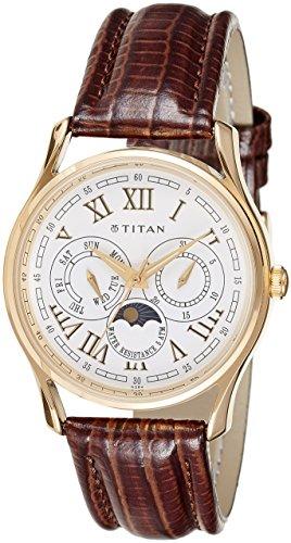 Titan Orion, Watch, NK1487YL01, Men's-NK1487YL01