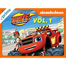 Blaze and the Monster Machines - Volume 1