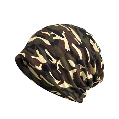 YiLianDa Camouflage Hut Unisex Mode Das Kopftuch Hut Pack Multipurpose Kopftücher Blume Hat Bandanas Halstuch