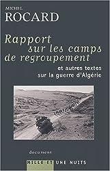 Rapports sur les camps en Algerie