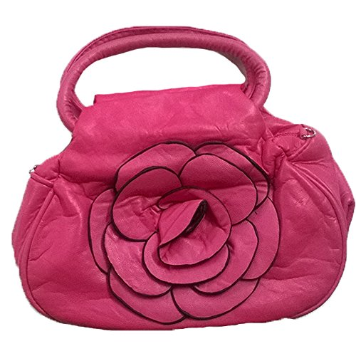 shopkiks women rose design girls cross hand bag purse Shopkiks Women Rose Design Girls Cross Hand Bag Purse 51E8RI1CtCL