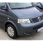 Parti-Ricambio-Originali-Volkswagen-Vw-Piastra-Assetto-Ruota-T5-Transporter-Bus-Caravelle-Multivan-Originale-Cap-Argento