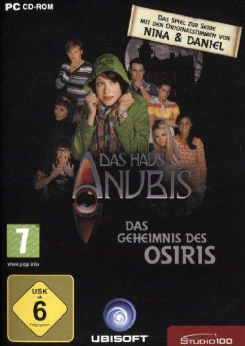 Das Haus Anubis – Das Geheimnis des Osiris
