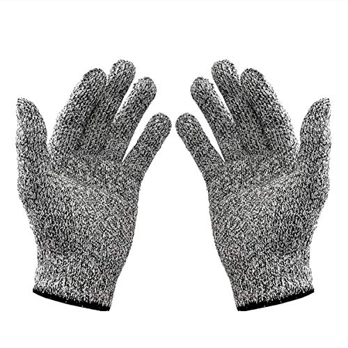 JullyeleDEgant Lebensmittelqualität Küche Schlachten Immersion Adhesive Primproof Handschuhe