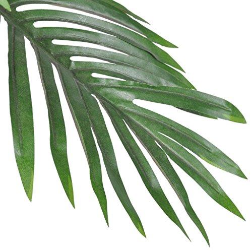vidaXL Cycaspalme Kunstpalme Kunstpflanze Zimmerpflanze künstlich Cycas 80 cm