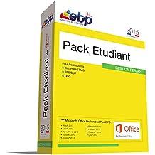 EBP Pack Etudiant 2015 - Offre Spéciale MS 2013