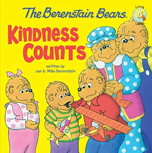 The Berenstain Bears: Kindness Counts (Berenstain Bears/Living Lights) (English Edition)