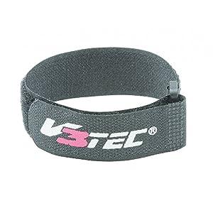 V3tec Ski Klettband schwarz