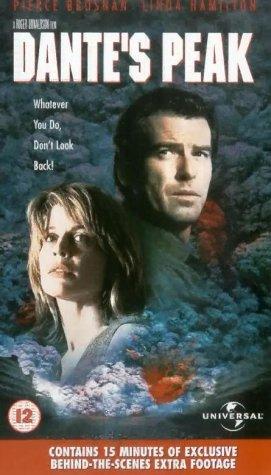 Preisvergleich Produktbild Dante's Peak [VHS] [UK Import]