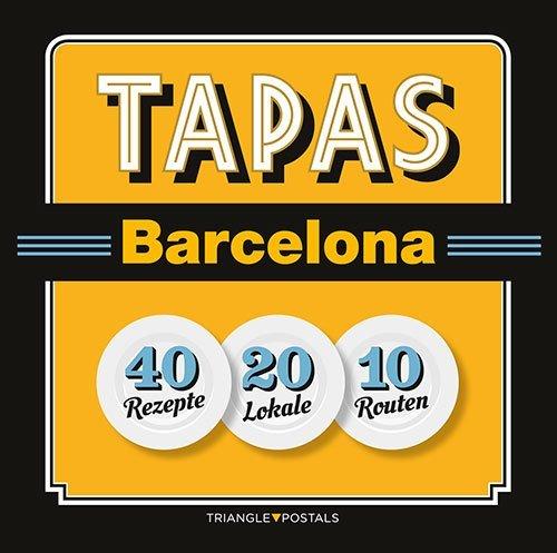 Tapas Barcelona - Alemán (Sèrie 4) por Joan Barril - Josep Liz