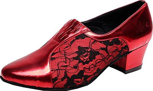 CFP ,  Damen Tanz; modern Rot