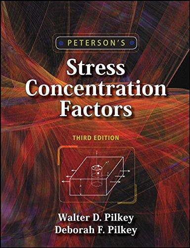 Peterson's Stress Concentration Factors (English Edition)