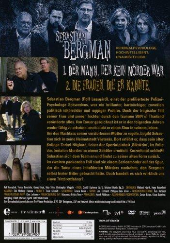 Sebastian Bergman - Spuren des Todes 1 [2 DVDs]: Alle Infos bei Amazon