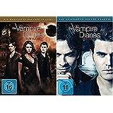 The Vampire Diaries - Season / Staffel 6+7 * DVD Set