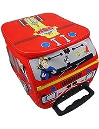 Fireman Sam Jupiter en forme de roues Trolley