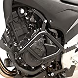 Defensa de motor Fehling Honda CB 500 X 13-14 black