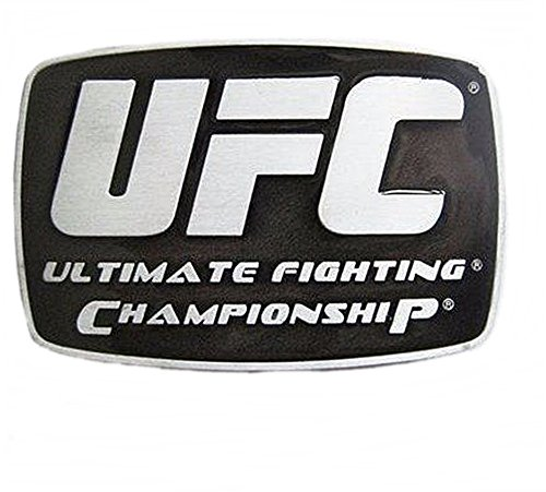 western new Buckle belt cowboy gurtelschnallen UFC kämpfen logo ultimate fighting