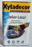 Xyladecor DekorLasur kastanie 2,5 Liter