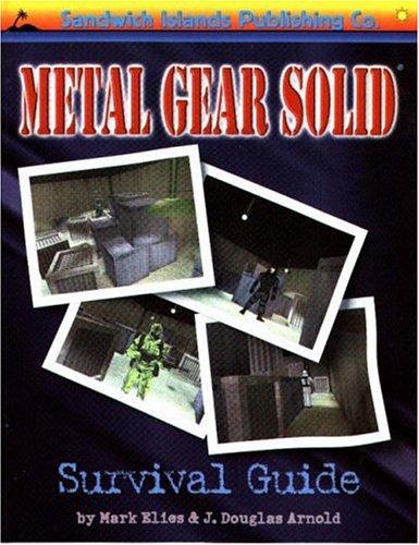 Metal Gear Solid: Survival Guide por Mark Elies
