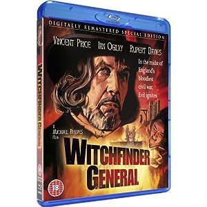 Witchfinder General [Blu-Ray] [1968] [Region Free]