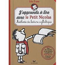 J'apprends à lire avec le Petit Nicolas : Méthode de lecture syllabique